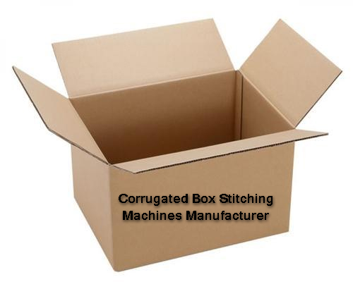 Corrugated Box Stitching Machine Manufacturer
